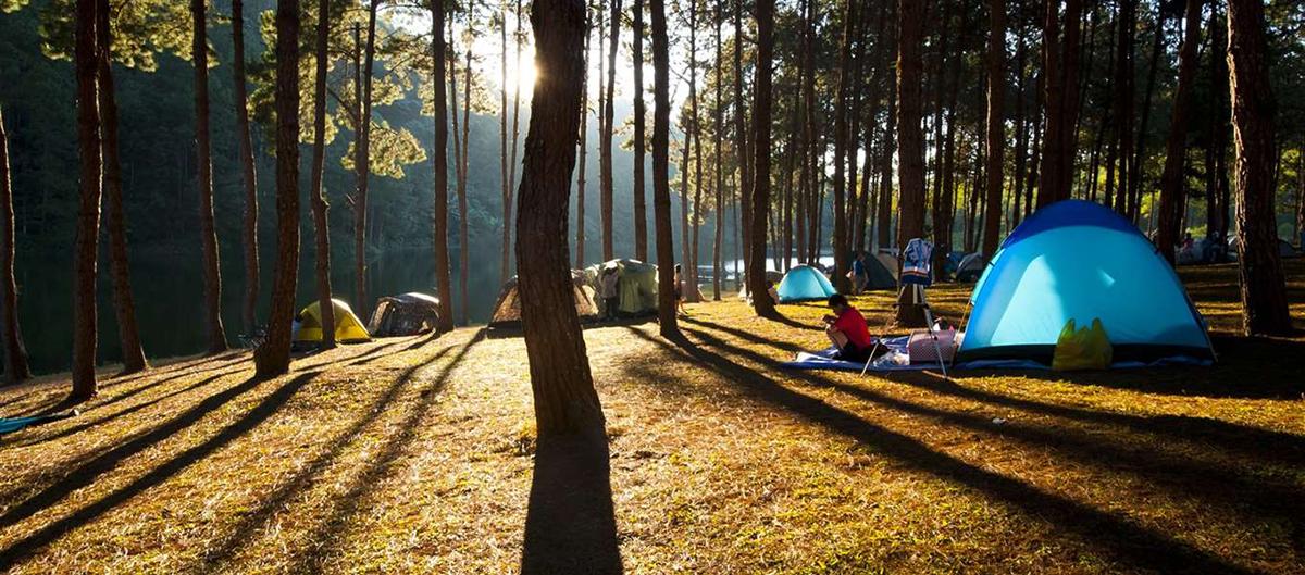 Kamp Tatili ve Çadır